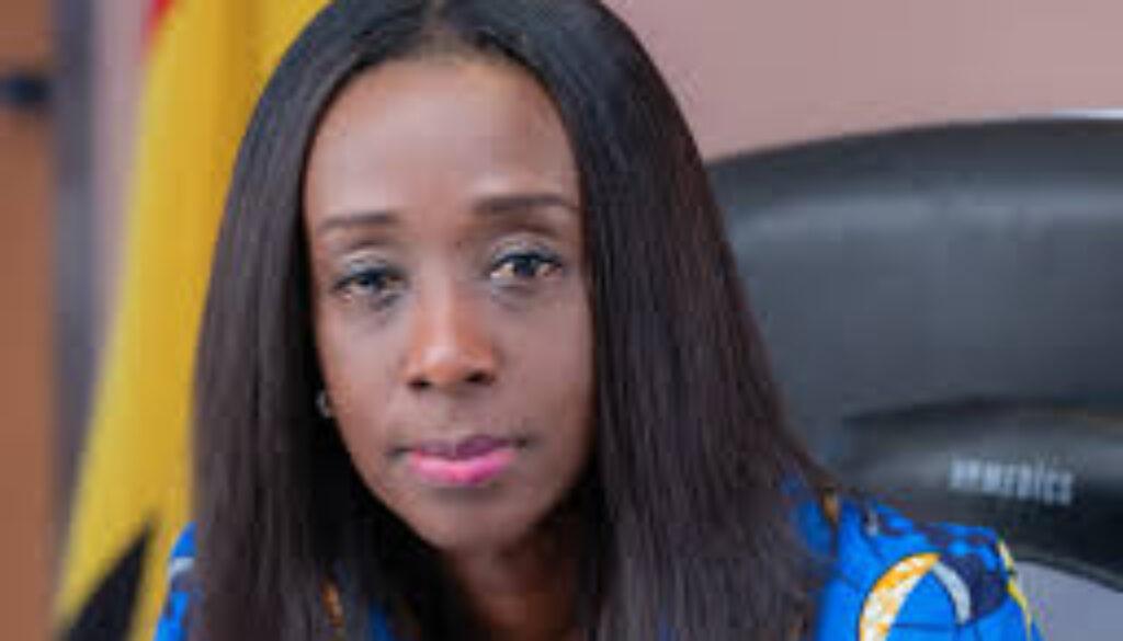 Mrs Delese Mimi Darko, CEO, FDA
